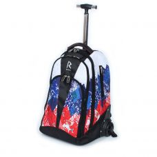 Сумка-рюкзак на колесиках «RUNA» Russia-Mozaika