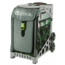 Дорожная сумка на колесиках ZUCA Sport Paintball