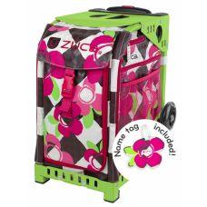 Дорожная сумка на колесиках ZUCA Sport Blossom