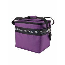Сумка-холодильник фиолетовая