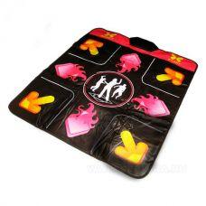 Танцевальный коврик X-tream Dance Pad Platinum (PC-USB) оранжевый-красный