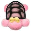 Ночник проектор звездного неба Музыкальная черепаха (USB - Snail Turtle) розовая