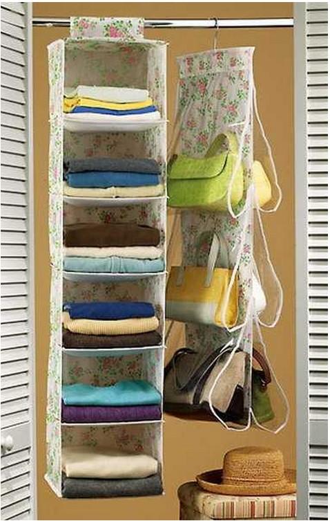 Подвесной модуль для хранения одежды своими руками