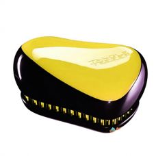 """Расческа для волос """"Compact Styler"""". Цвет желтый"""
