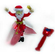 Волшебный Летающий Санта Клаус с подсветкой