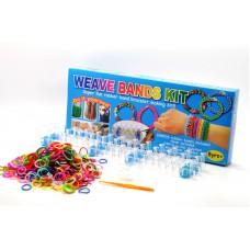 """Набор для плетения браслетов """"Weave bands kits"""""""