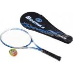 """Ракетка тренировочная для большого тенниса """"Boshika PRO-689"""" Blue."""