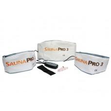 """Пояс для похудения с термо-эффектом """"Sauna Pro 3"""""""