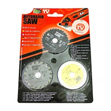 """Набор дисков для пилы """"Rotorazer Saw"""""""