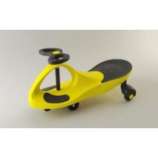 """Детская самоходная машинка """"PlasmaCar"""" (цвет желтый). Оригинал."""