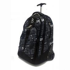 Сумка-рюкзак на колесиках «RUNA» SK8 Skate