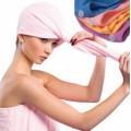 """Шапочки-полотенце для волос """"Turbie twist""""  (2шт)"""