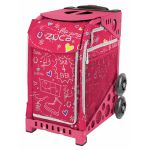Дорожная сумка на колесиках ZUCA Sport SK8 Pink