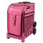 Дорожная сумка на колесиках ZUCA Sport Pink Hot