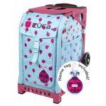 Дорожная сумка на колесиках ZUCA Sport Ladybugz
