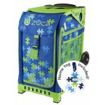 Дорожная сумка на колесиках ZUCA Sport Puzzle