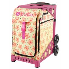 Дорожная сумка на колесиках ZUCA Sport Flowerz