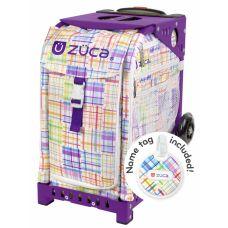 Дорожная сумка на колесиках ZUCA Sport Patchwork