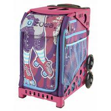 Дорожная сумка на колесиках ZUCA Sport Roller Girl