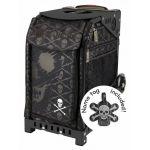 Дорожная сумка на колесиках ZUCA Sport Skulls
