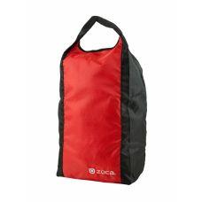 Мешок вещевой красно-чёрный