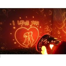 Ночник проектор Star Lover 2 (Стар Ловер 2) с адаптером питания