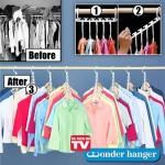 "Вешалка для одежды ""Wonder Hanger"""